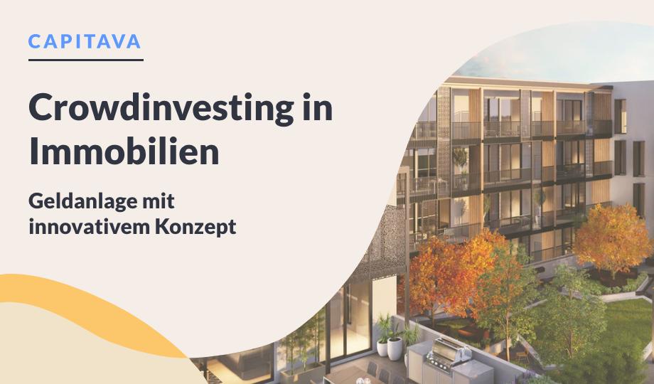 Crowdinvesting in Immobilien: Geldanlage mit innovativem Konzept image