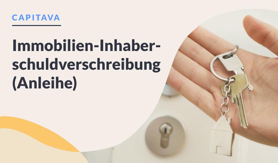 Immobilien-Inhaberschuldverschreibung (Anleihe) image
