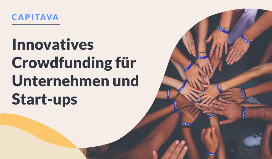 Innovatives Crowdfunding für Unternehmen und Start-Ups image