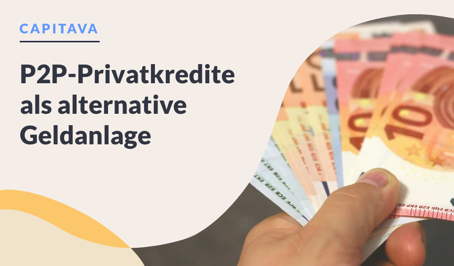 P2P-Privatkredite als alternative Geldanlage image