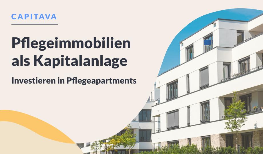 Pflegeimmobilien als Kapitalanlage - Investieren in Pflegeapartments image