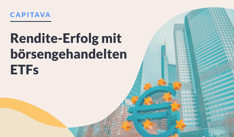 Rendite-Erfolg mit börsengehandelten ETFs image